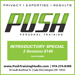 Push Personal Training - Irvington, NY