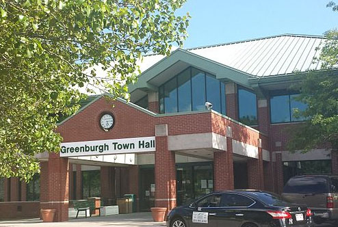 https://commons.wikimedia.org/wiki/File:Outside_Greenburgh_Town_Hall.jpg