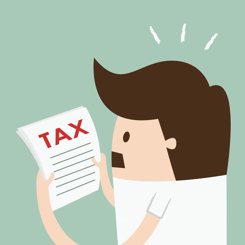 Tax Man Bill