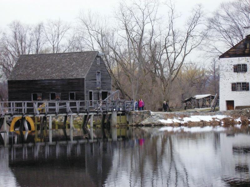 Philipsburg Manor Historic Hudson Valley