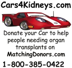 Matching Donors