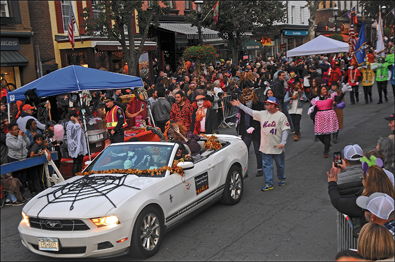 COVID again triggers cancellations, including Tarrytown Halloween parade