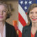 Allison Fine and Dr. Evelyn Farkas