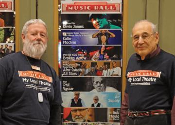 Tarrytown Music Hall Volunteers