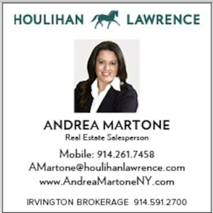 Andrea Martone Sleepy Hollow, Irvington and Tarrytown Real Estate Salesperson