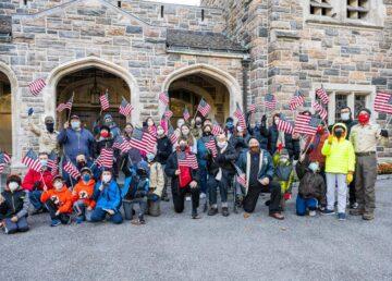 flag volunteers