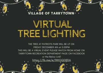 Tarrytown virtual tree lighting