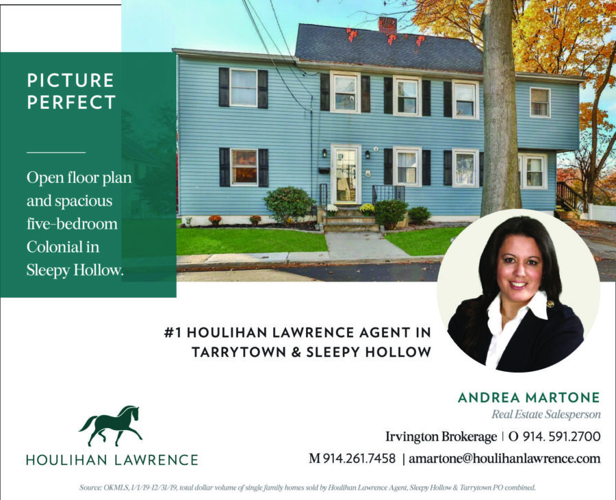 Andrea Martone - real estate in Sleepy Hollow, Tarrytown and the Rivertowns
