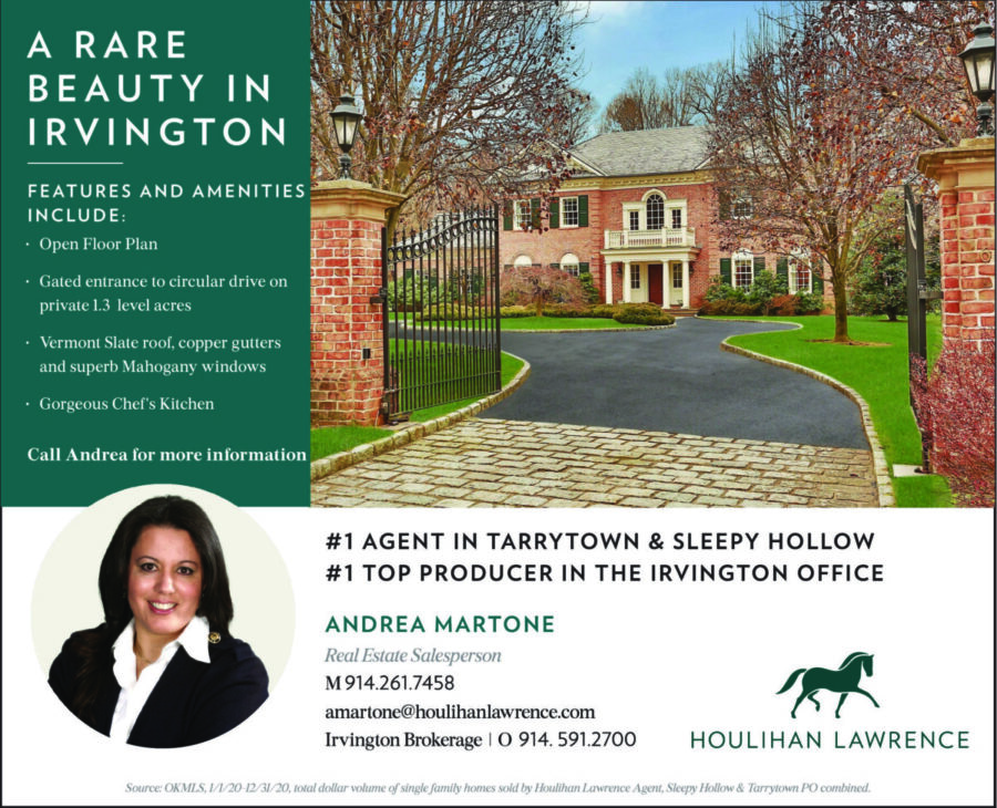 Andrea Martone - Westchester and Rivertowns Real Estate - Houlihan Lawrence agent