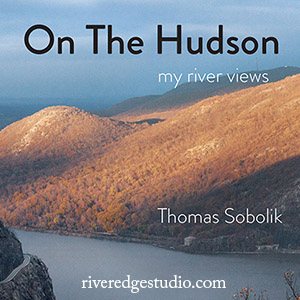 On The Hudson by Tom Sobolik