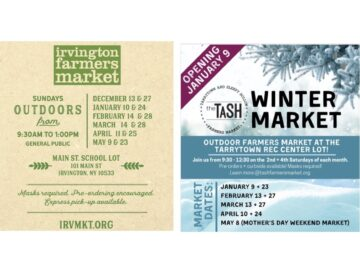 Westchester farmer's market - winter 2021