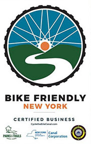 Bike Friendly New York logo