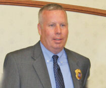 Tarrytown Police Chief John Barbelet