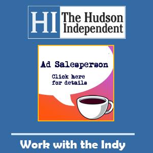 Hud Indy salesperson ad