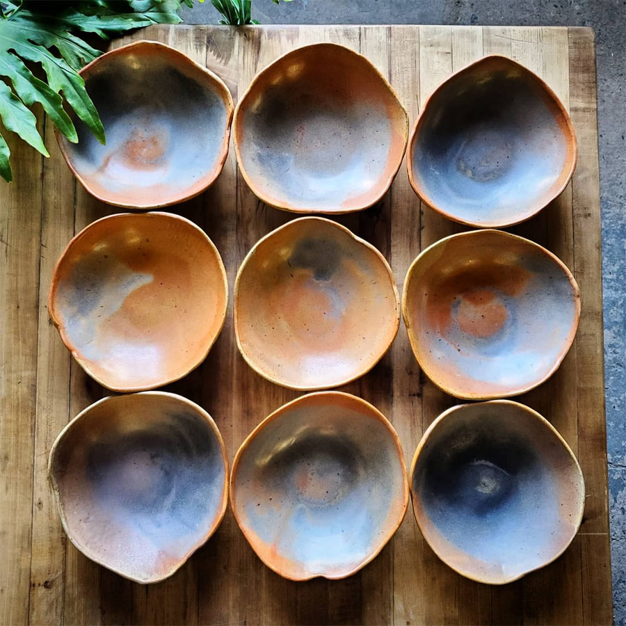 Makers Central - Tarrytown - ceramic bowls