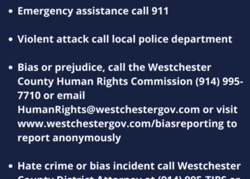 Speak Up Westchester