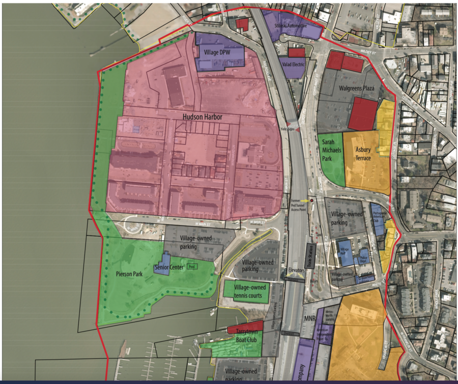 Tarrytown Trustees Continue To Wrestle with Station Area Re-Zoning Plan