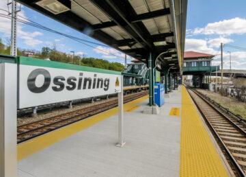 Ossining Train Station - MTA Metro North