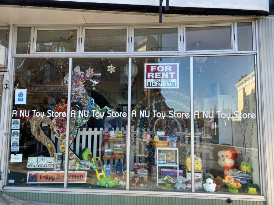After 13 years, Tarrytown's A NU Toy Store To Close