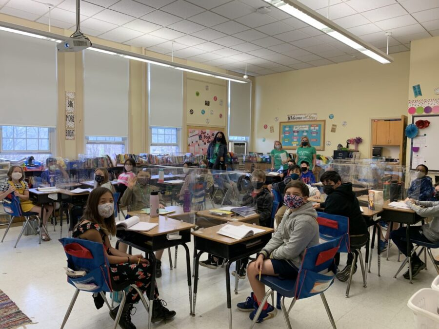They're Back! Students Return To Rivertowns Public Schools