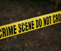 Crime scene tap