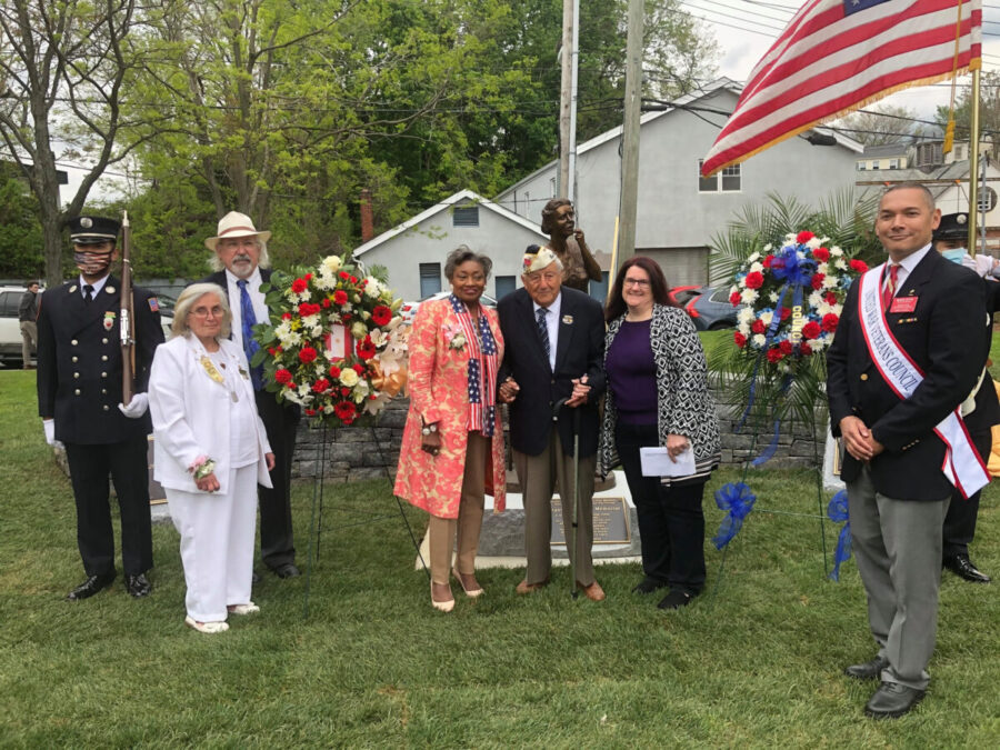 Gold Star Mother Margaret J. Horan Memorial Unveiled in Sleepy Hollow