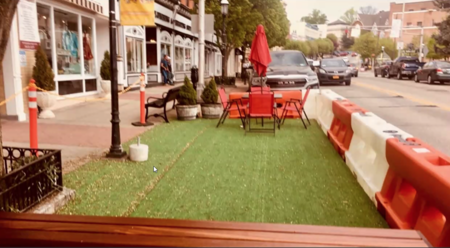 Tarrytown Poised to Close Main Street For Dining On 12 Saturday Nights—And Maybe Approve Parklets