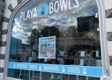 Playa Bowls in Tarrytown