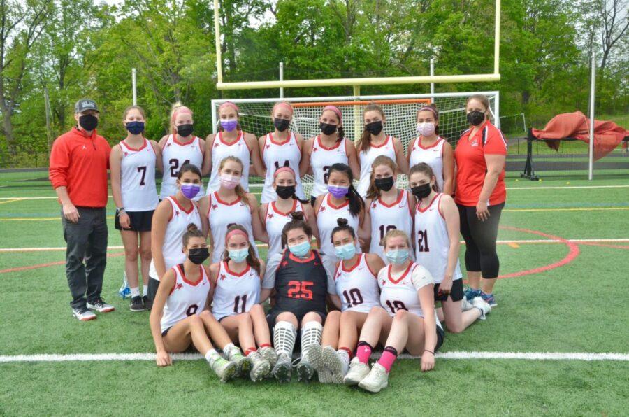 Sleepy Hollow High Girls' Lacrosse Squad Makes School History