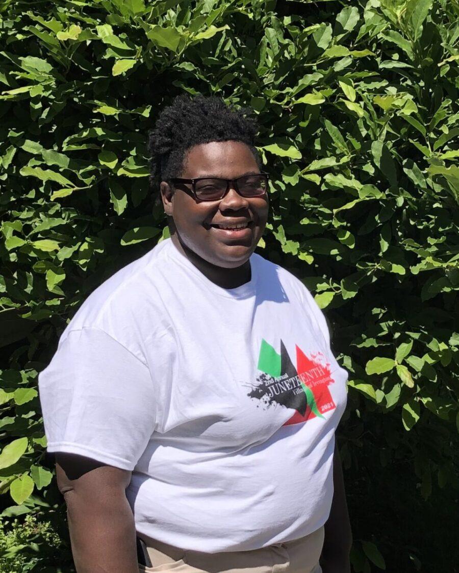 Kelli Scott: the accidental activist from Irvington