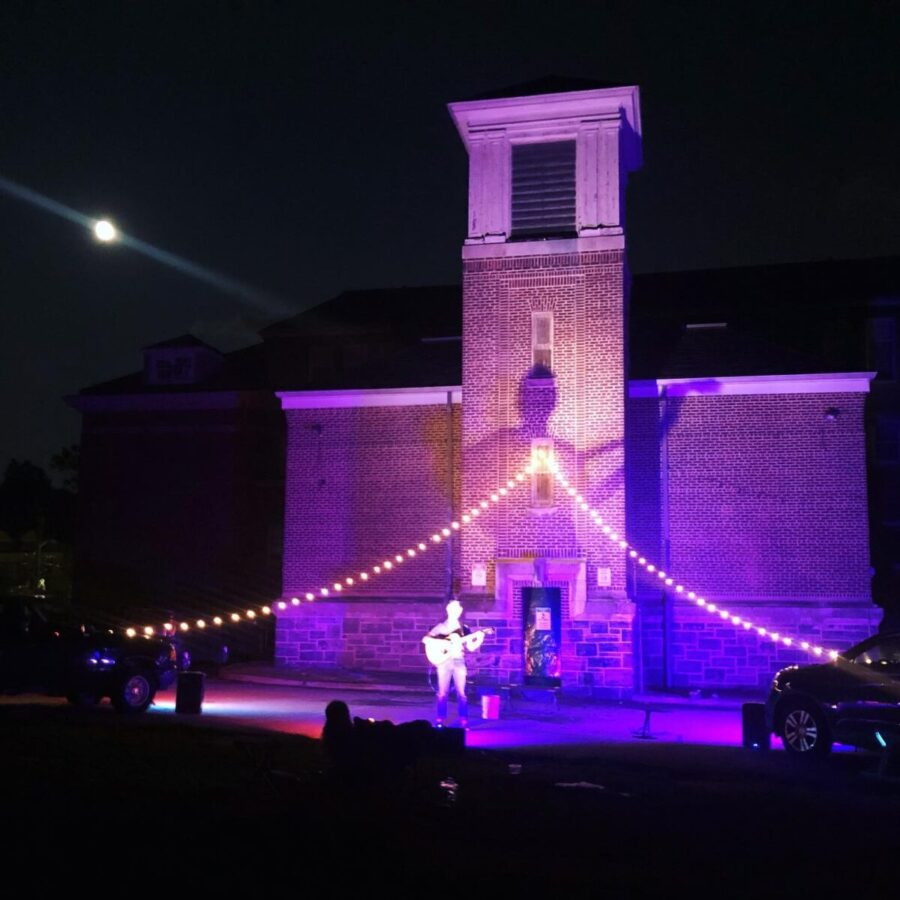Irvington's Main Street School Parking Lot To Become Open-Air Theater Stage July 23-25