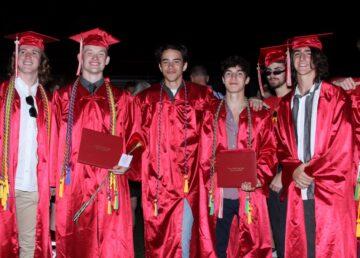Sleepy Hollow High School graduates
