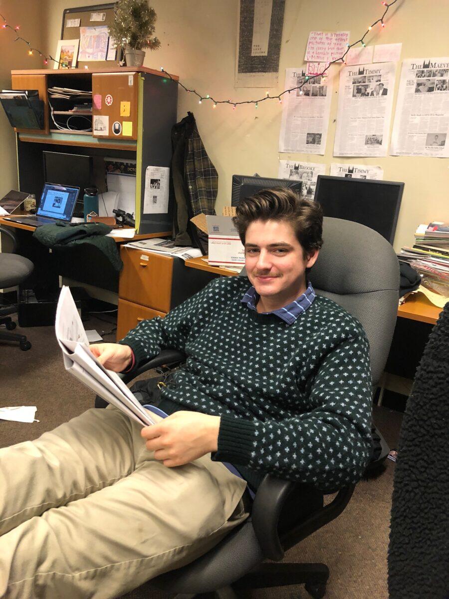 Tim Facciola of Sleepy Hollow Wins Pulitzer