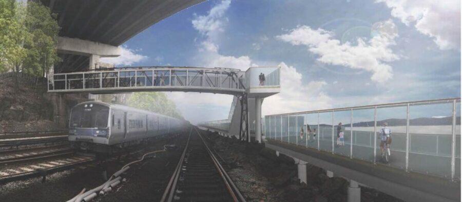 Tarrytown Board Agrees To Lead Effort To Fund RiverWalk Extension Under Cuomo Bridge