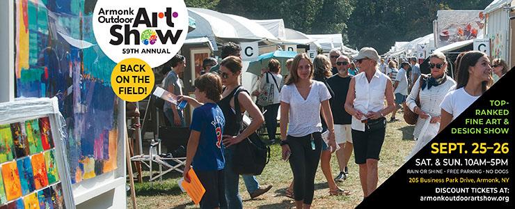 Armonk Outdoor Art Fair