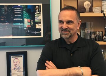 Regeneron's co-founder, President and Chief Scientific Officer George Yancopoulos