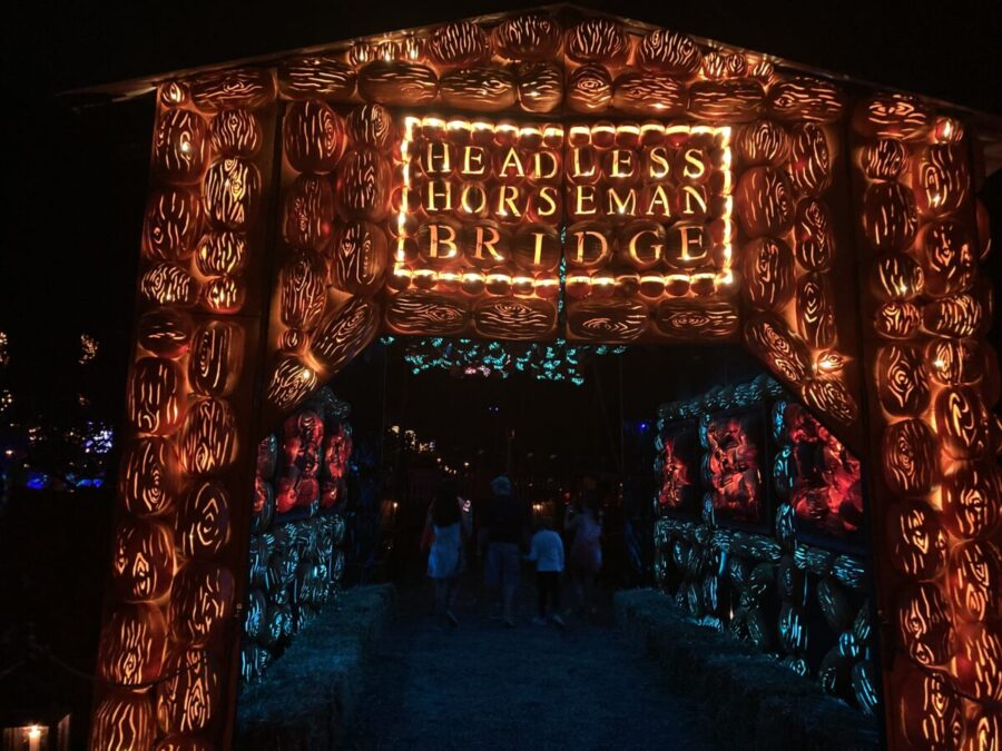 Record Number of Dates Planned for The Great Jack O'Lantern Blaze