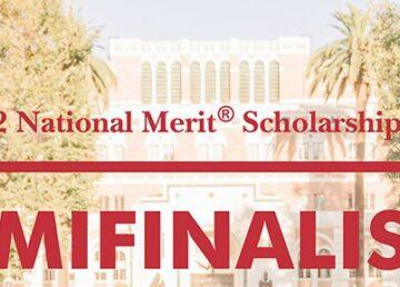 2022 National Merit Scholarship Program Semifinalists