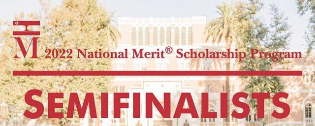 Sixteen Local Students Named 2022 National Merit Semifinalists