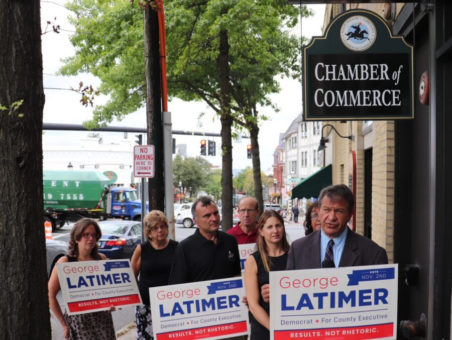 Sleepy Hollow Tarrytown Chamber Endorses Latimer for Re-Election