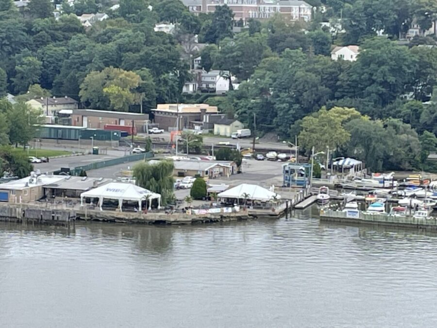 Boat Club Competes to Keep its Tarrytown Waterfront Home