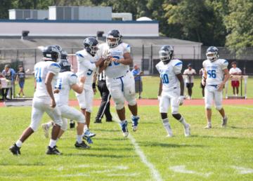 Dobbs Ferry High School football - Jose Regalado