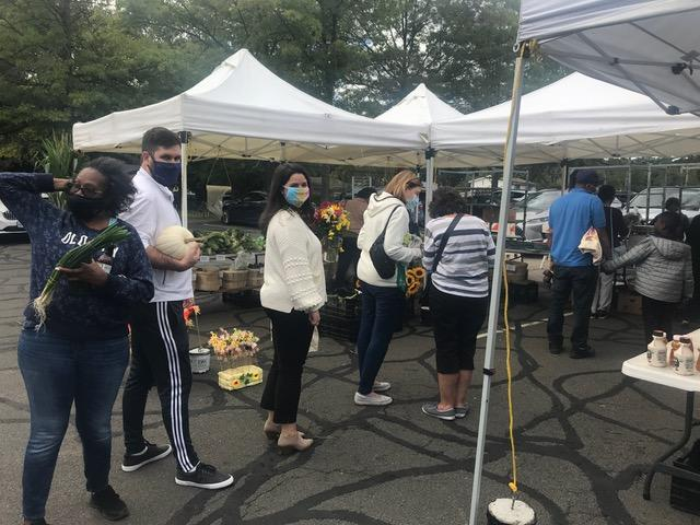 Greenburgh's First Town Hall Farmers Market Attracts Hundreds; Encore Thursday